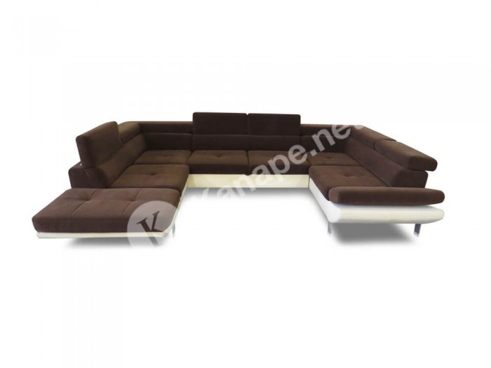 Carrier U form kanapé - Rendelhető kanapék