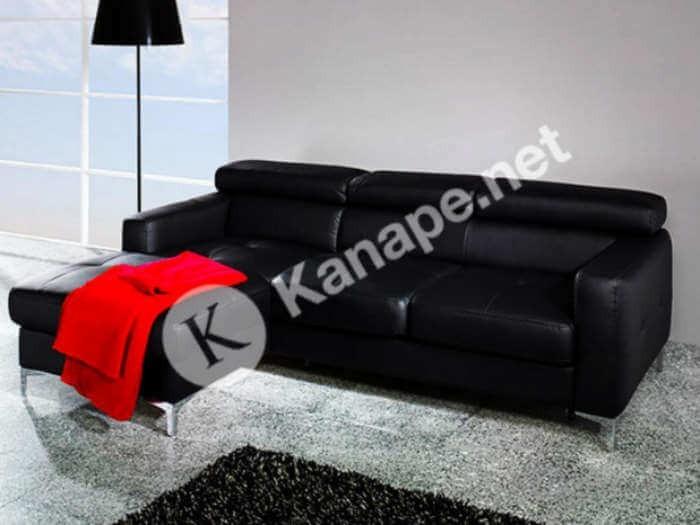 Sammy L small bőr kanapé - Sarokkanapék és ülőgarnitúrák