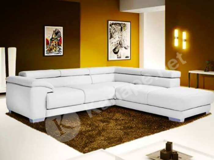 Ventura L sarok kanapé - Bőr ülőgarnitúra