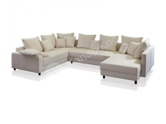 Maximo U alakaú kanapé
