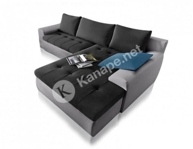 Toulon kombinált szövet kanapé