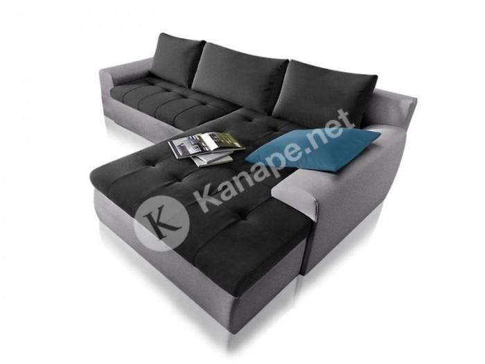 Toulon kombinált szövet kanapé -