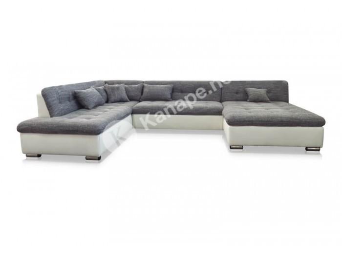 Baracas U kanapé - Kinyitható és ágyazható kanapék