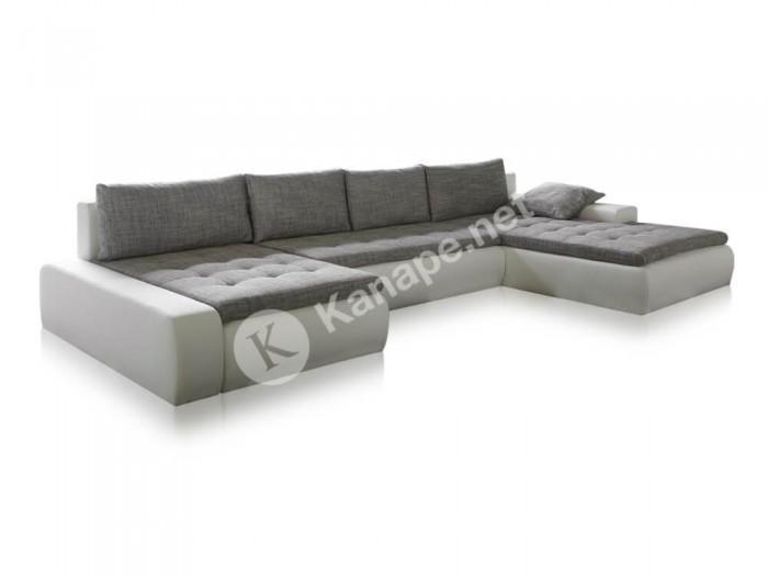 Panamera U alakú kanapé