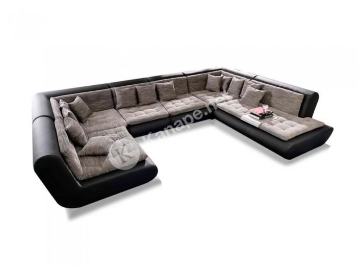 Extra U kanapé - Luxus kanapé