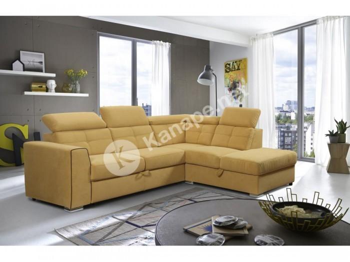 Hill L sarok kanapé -