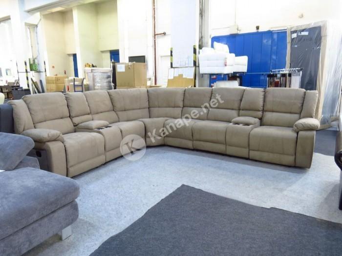 Los Angeles sarok ülőgarnítúra - Luxus kanapé