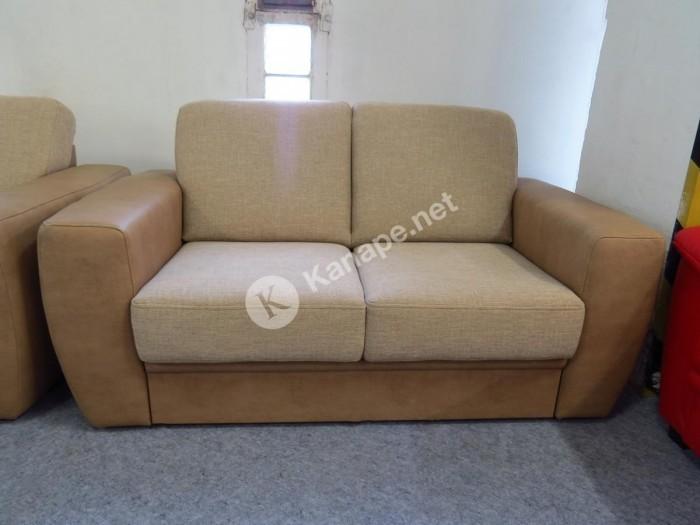 Memphis 2-es kanapé - Bőr kanapék