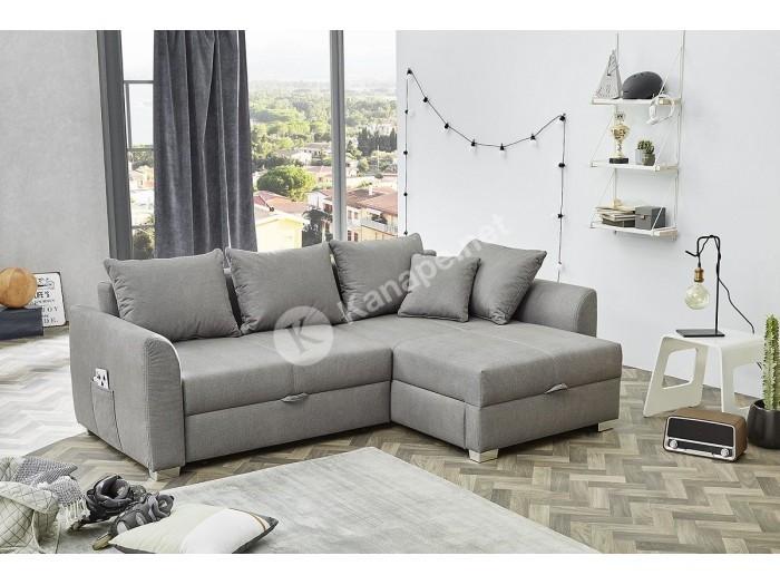 Boomer sarok kanapé - Sarokkanapék és ülőgarnitúrák