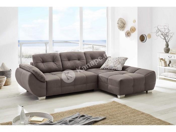 Ruby sarokülő kanapé - Luxus kanapé