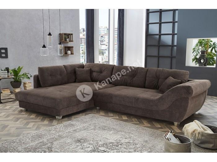 Siena sarok kanapé - Luxus kanapé