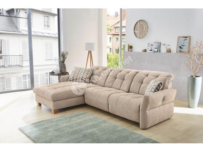 Finesse full relax kanapé - Luxus ülőgarnitúra