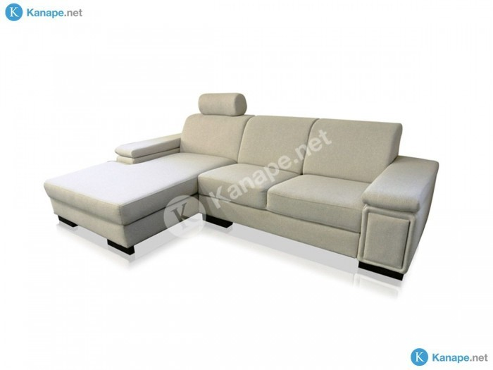 Nápoly sarok kanapé - Bőr kanapék