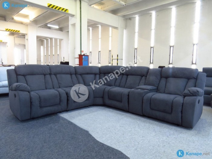 Los Angeles 9 Relax mozi kanapé - Rendelhető kanapék
