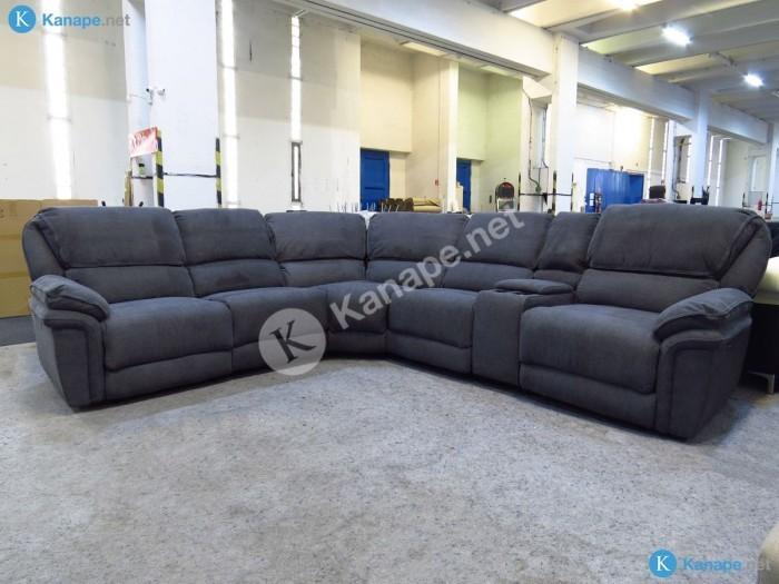 Freedom motoros relax ülőgarnitúra USB töltővel - Relax kanapék és ülőgarnitúrák