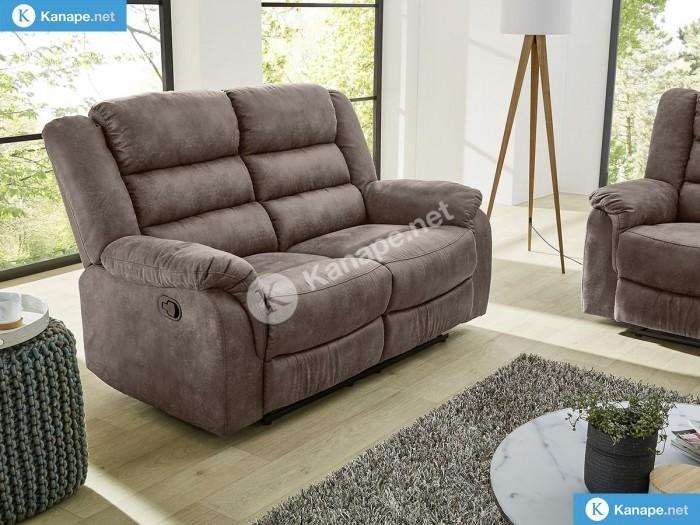Cleveland 2 személyes relax kanapé - Luxus ülőgarnitúra
