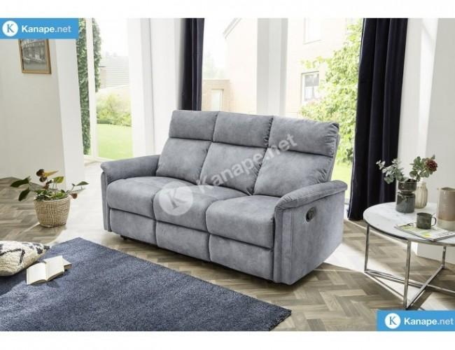 Amrum 3 személyes relax kanapé