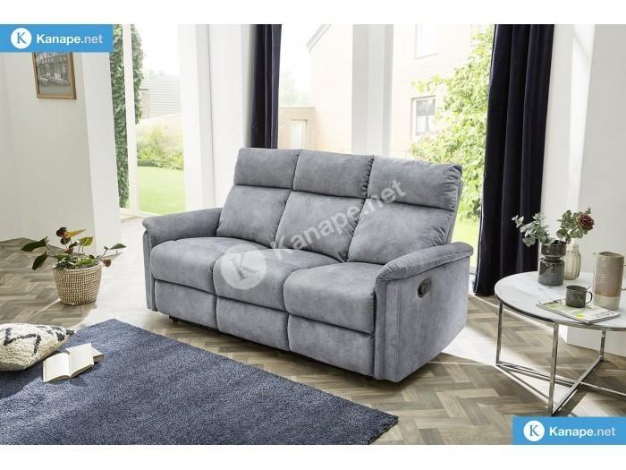 Amrum 3 személyes relax kanapé - Kanapé
