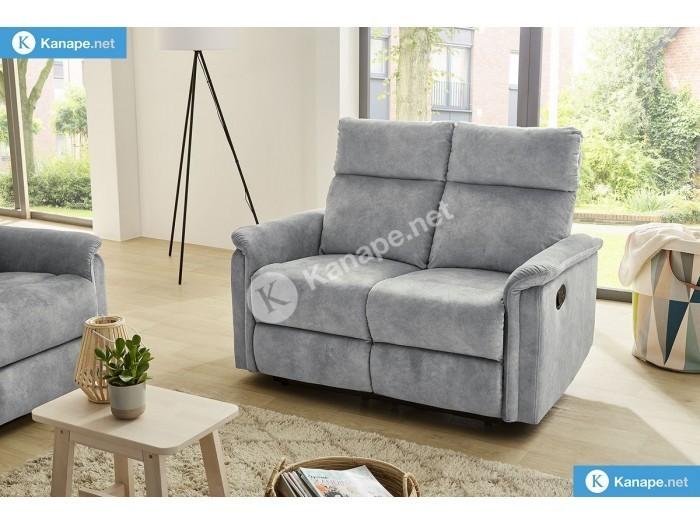 Amrum 2 személyes relax kanapé - Kisméretű kanapék