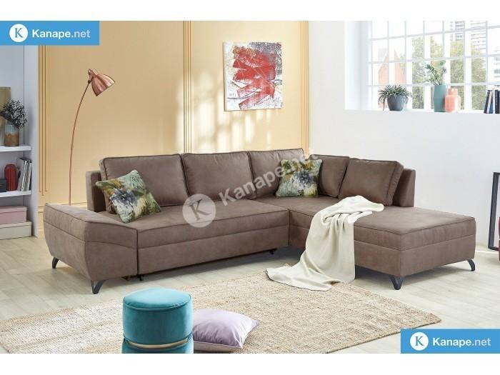 Brescia sarok kanapé - Rendelhető kanapék