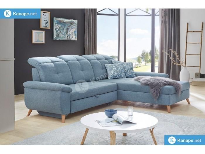 Brindisi sarokkanapé - Rendelhető kanapék