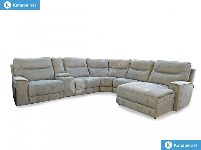 Lord Relaxos U alakú kanapé - Luxus ülőgarnitúra