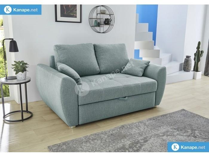 Luis elöre ágyazható kanapé - Zöld kanapék
