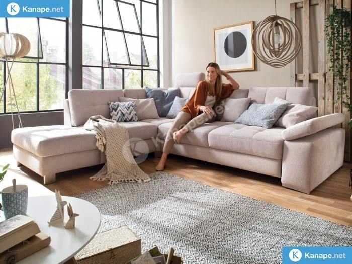 Puzzle nagy sarok kanapé