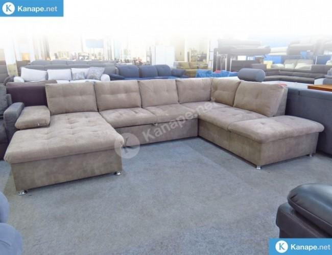 Arles Lounge U alakú kanapé