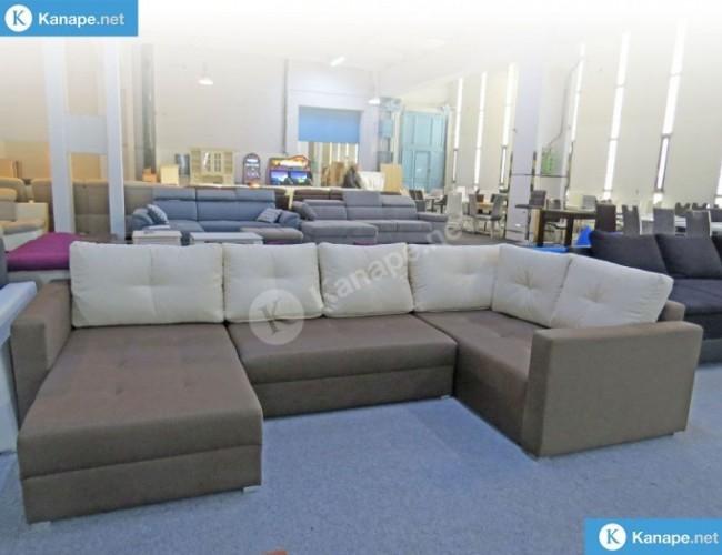 Nils U alakú kanapé