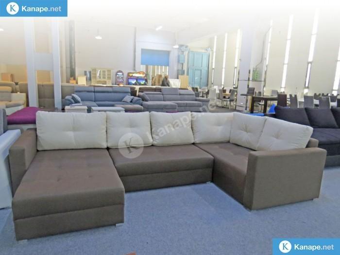 Nils U alakú kanapé - U alakú ülőgarnitúra