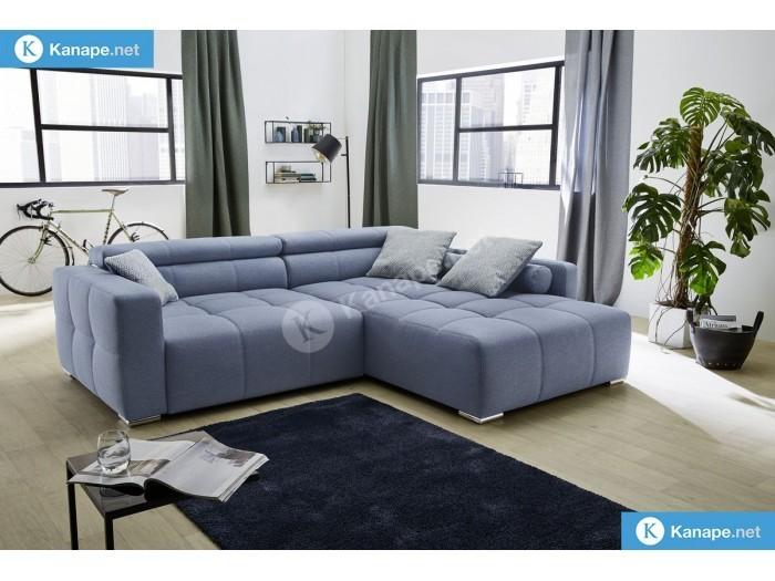 Salerno sarok kanapé - Kinyitható és ágyazható kanapék