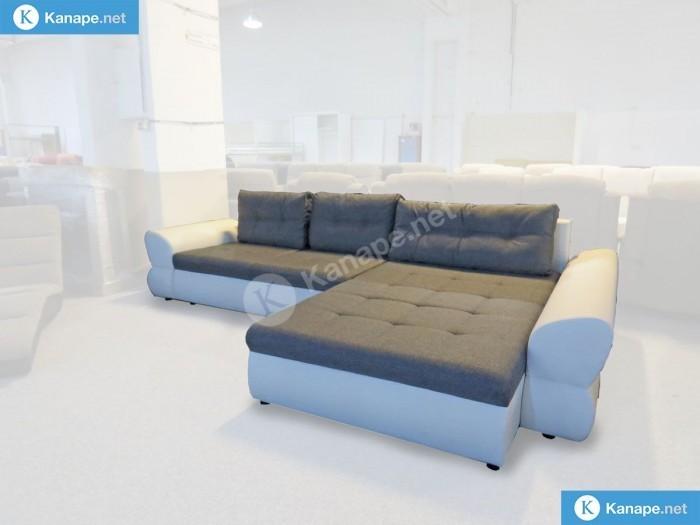 Alberta sarok kanapé - Nagyméretű kanapé