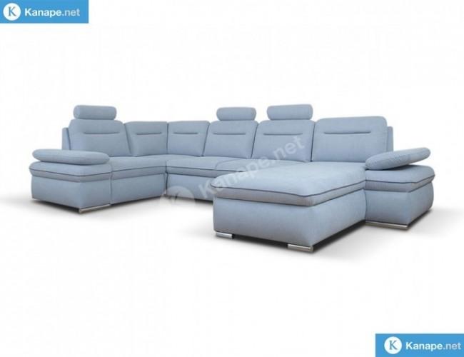 Margo U alakú kanapé