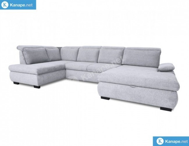 Bari U alakú kanapé