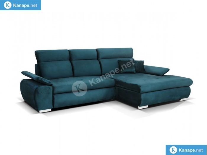 Tiffi sarok kanapé - Rendelhető kanapék