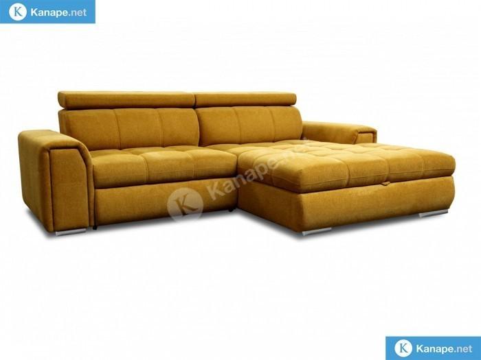 Vesta sarok kanapé - Kanapé