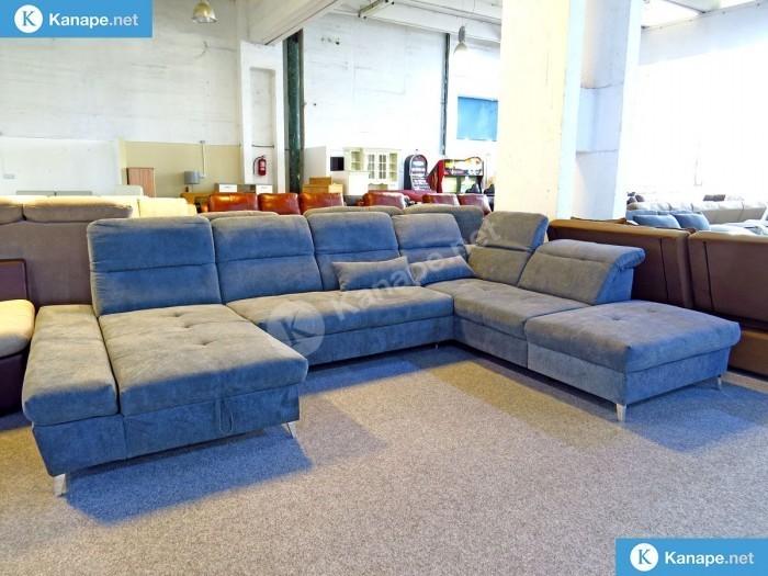 Cosmia u alakú relax kanapé - Német import