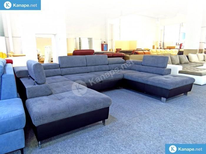 Alinda U alakú kanapé - Rendelhető kanapék