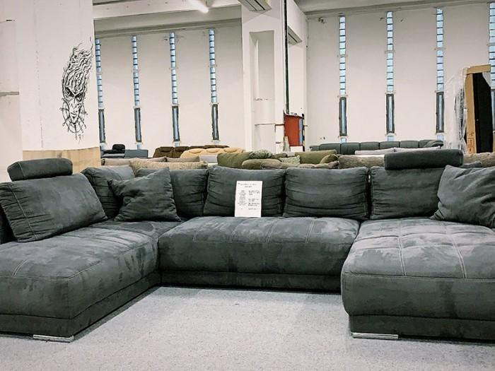 Norfolk U formájú kanapé -
