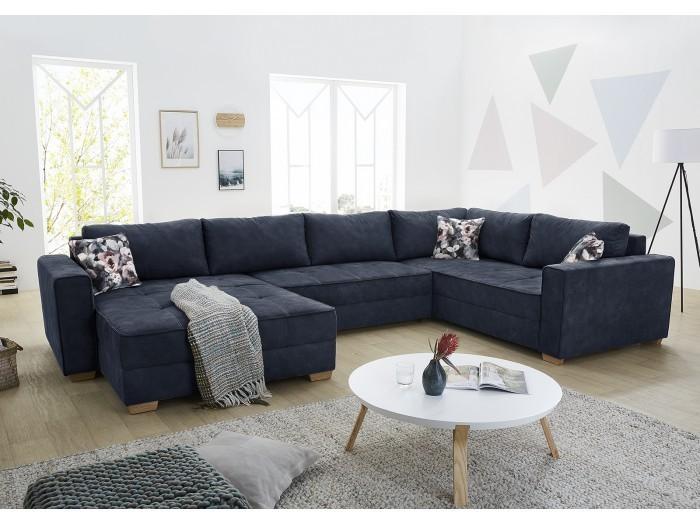 Brixen U alakú kanapé