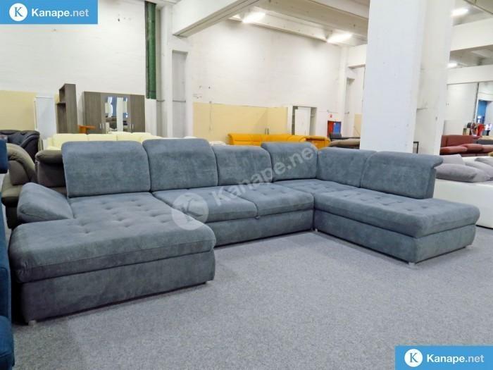 Arezza ágyazható U alakú kanapé - Kanapé