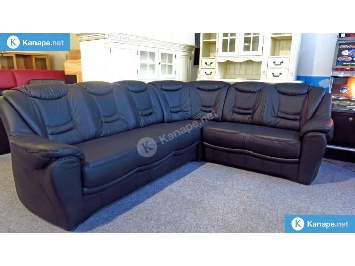 Bansin sarokkanapé - Modern bőr kanapé