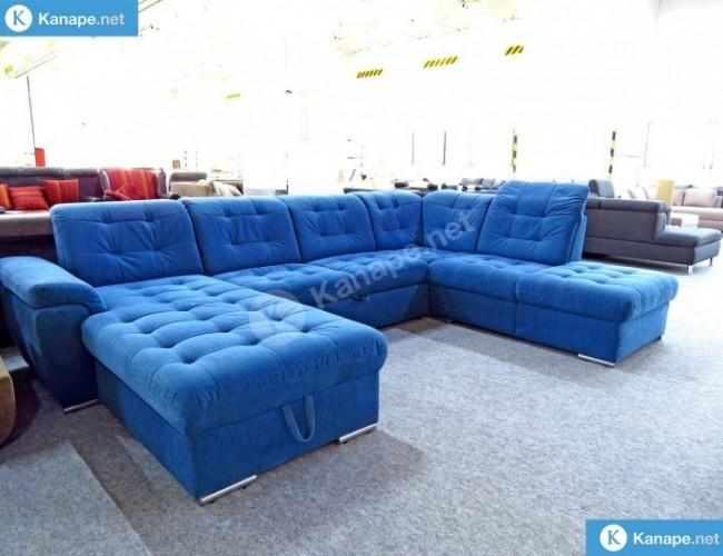 Bilbao U alakú kanapé