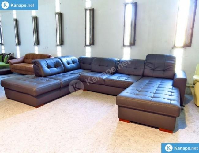 Bilbao U alakú fixes kanapé