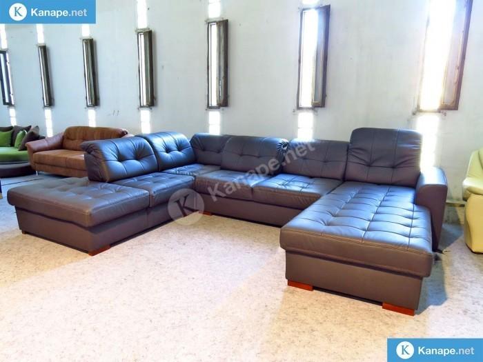 Bilbao U alakú fixes kanapé - Ülőgarnitúra