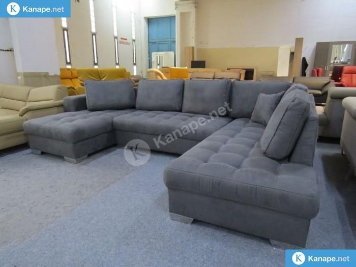 Colli U alakú kanapé - Luxus ülőgarnitúra