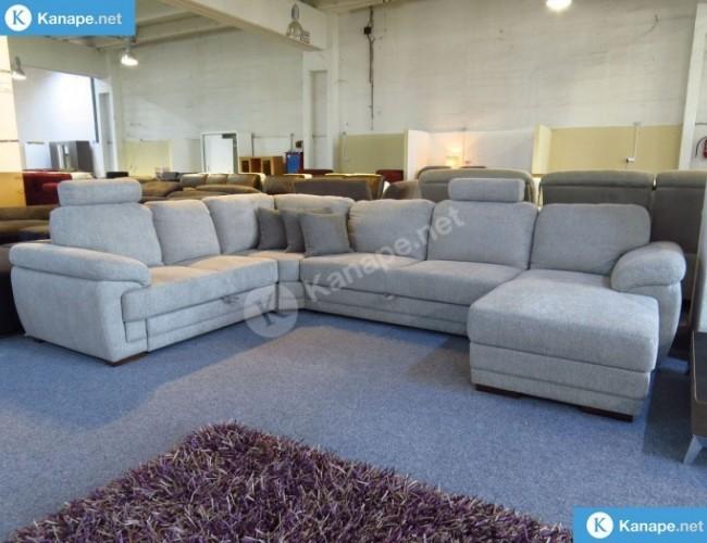 Evam U formájú ágyazható kanapé