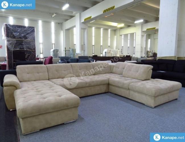 Flex U alakú kanapé