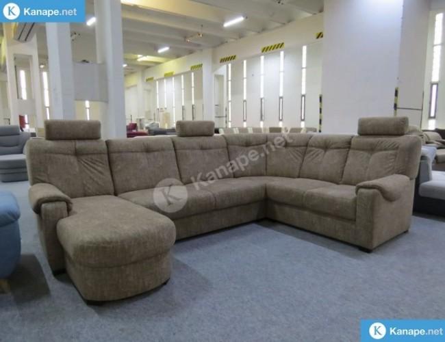 Kevin U alakú kanapé